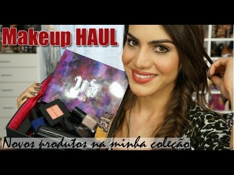Makeup Haul: Bobbi Brown, Urban Decay, Stila e Benefit