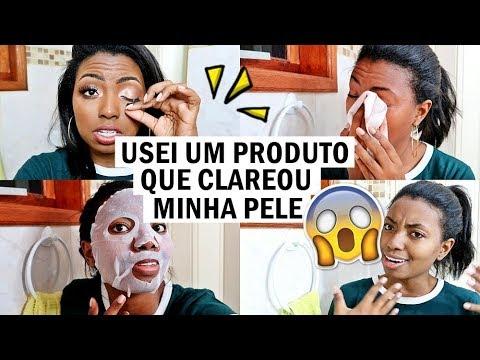 DEMAQUILA E FALA PARA PELE OLEOSA Camila Nunes
