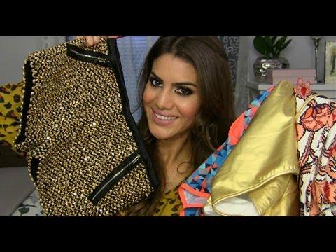 Comprinhas em Londres (TopShop, Bershka, Zara, H&M ....) por Camila Coelho