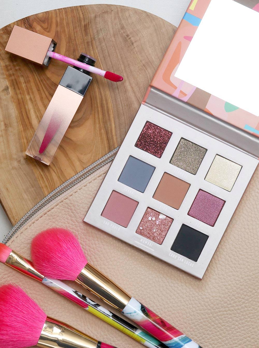amostras de cosméticos mandões poderosas mulheres essenciais